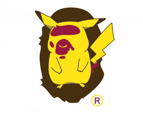 Bape x Pokemon --