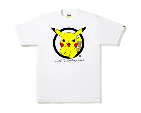 Bape x Pokemon --