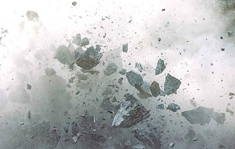 Blast, Naoya Hatakeyama --