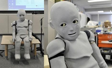 CB2 baby robot --