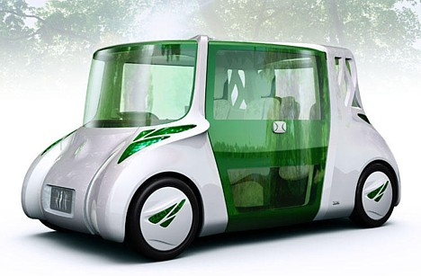 eco friendly concept cars