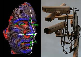 Drive-thru face recognition system --