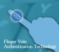 Finger vein authentication --