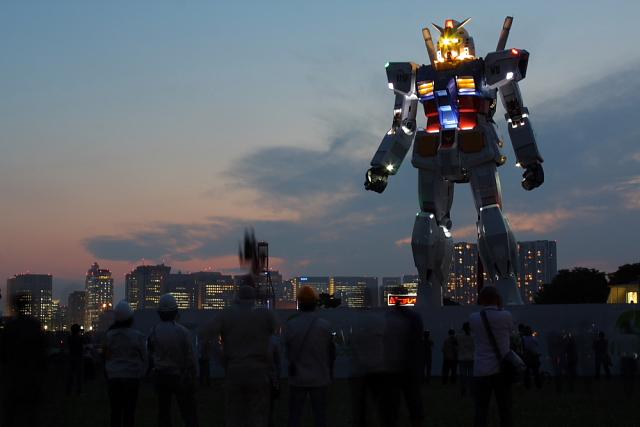 Tokyo Gundam --
