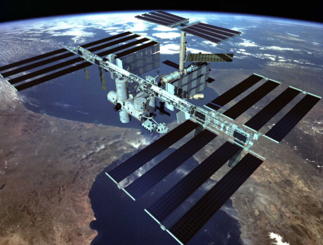 International Space Station -- 
