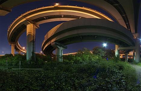 Daikoku Junction, by Ken Ohyama --