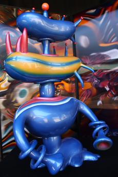 Yoichiro Kawaguchi robot design --
