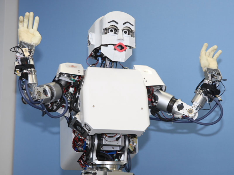 can robots have or show emotion essay Robots could replace teachers the essay, published in the was revealed this week to show facial expressions and react to real human expressions.