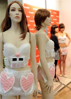 Marriage-hunting bra (Konkatsu bra) --