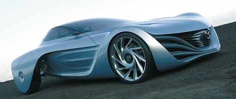 Mazda concept SUV --