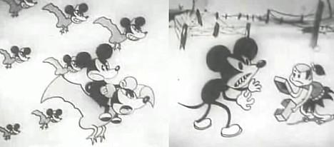 1930's war anime --