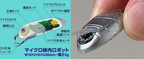 Surgical microbot ---