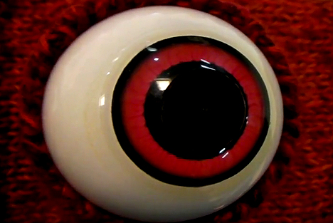 Miruko, wearable eyeball robot --