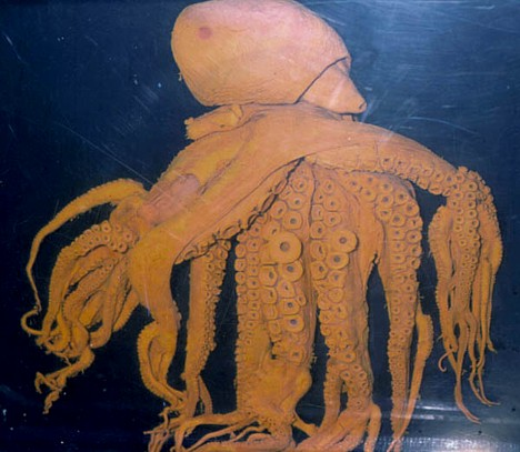85-armed octopus --