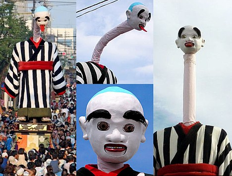 Oonyuudou, Japan's largest mechanical doll -- 