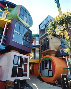 Reversible Destiny Lofts in Mitaka, In Memory of Helen Keller --