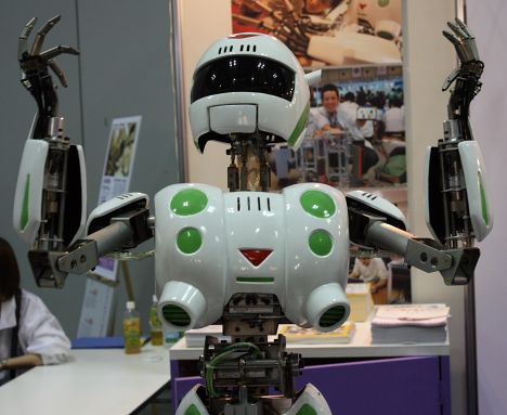 KARFE at Robo Japan 2008 --