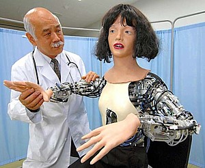 Robo-patient --
