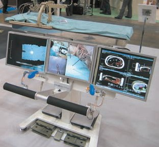 MR Image-Guided Surgical Robotic System -- 