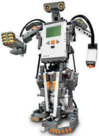 LEGO Mindstorms NXT  --