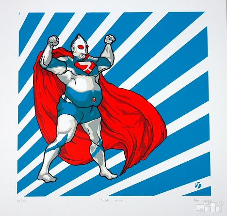 Super Ultra, by Ken Taya --