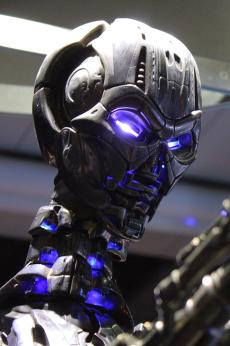 T-X Terminator at Miraikan, Tokyo --