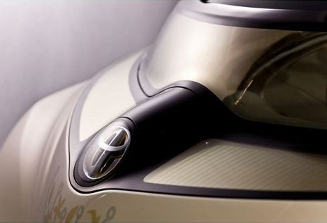 Toyota FT-EV II concept at Tokyo Motor Show, 2009 --