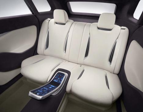 Mitsubishi PX-MiEV concept car at Tokyo Motor Show, 2009 --