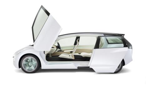 Honda Skydeck concept car at Tokyo Motor Show, 2009 --
