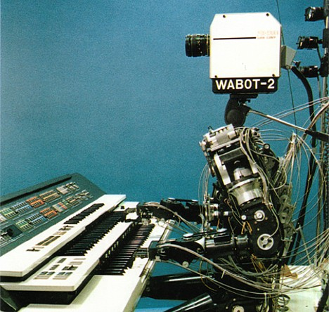 WABOT-2 --