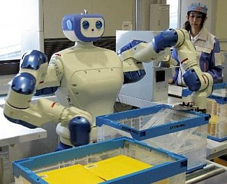 Yaskawa robot --- 
