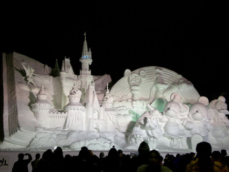 Sapporo Snow Festival 2009 -- 